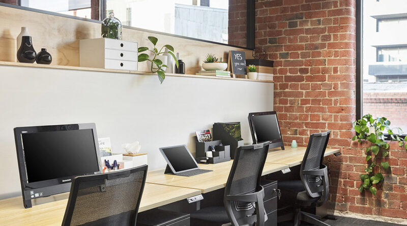 furnished office in melbourne