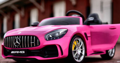 benz for kids